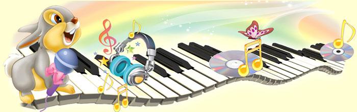 музыка в картинках для детей